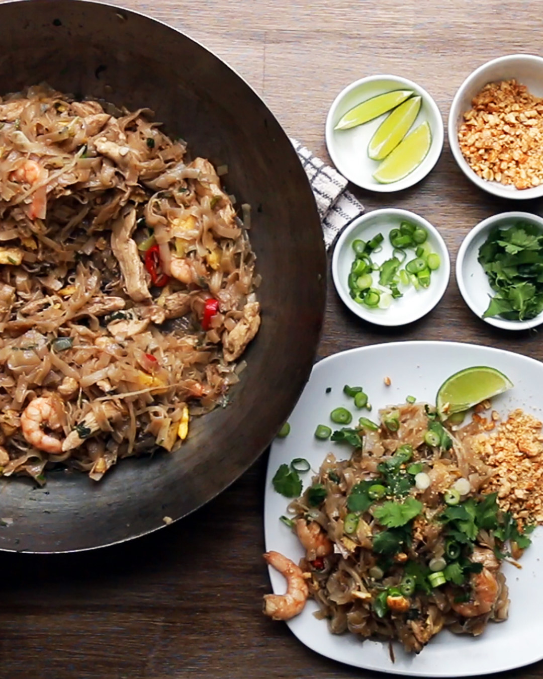 You Should Skip The Take-Out Dinner And Make This Amazing Pad Thai Instead