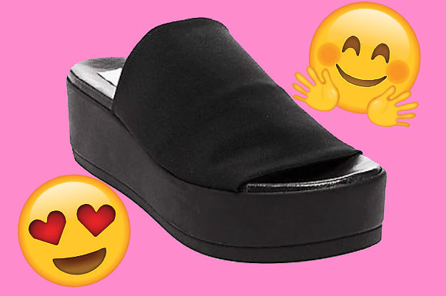 "Every '90s Girl Is Going To Scream, ""OMG WHAT!?"" Over This Iconic Shoe  Re-Release"