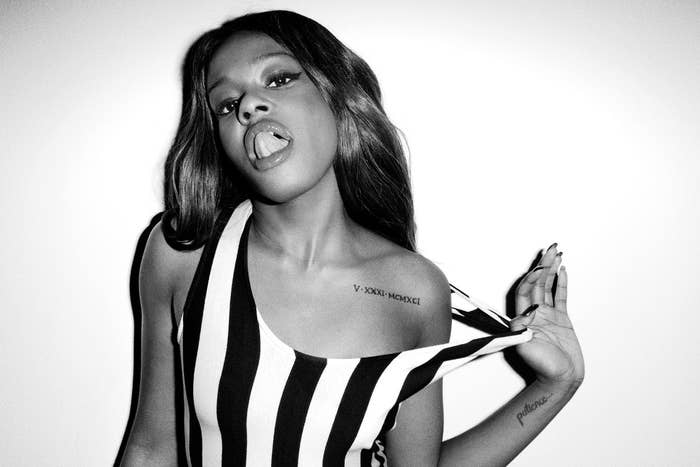 Hometown- Harlem, New YorkRecommended Songs- 212, BBD, LuxuryAdmittedly, Azealia Banks isn't a new artist. However, one can't deny the impact this Harlem born artist has had on the industry within the last few years. Identifying as Bisexual, Banks broke into the scene with her viral hit 212 back in 2011. The song contained a flurry of quick rhymes and a great singing bridge. Oh yeah, she also used the word C*** a few times in the track. With her ability to snag controversy from every angle, create critically acclaimed albums (Broke With Expensive Taste and 1991 EP) and openness regarding her sexuality, it'd be impossible to not include Banks as a maverick artist and member of the LGBT community and music industry.