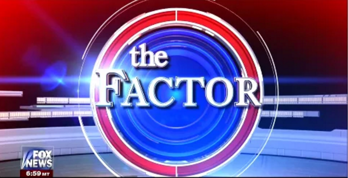 The O'Reilly Factor, which has been on the air since 1996, sported a new look and name Wednesday night, with the anchor's name scrubbed from the logo.