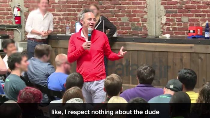 Video Shows Palantir CEO Ridiculing Trump And Slamming His