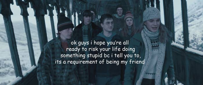 23 Times Harry Potter Was A Complete Fucken Idiot