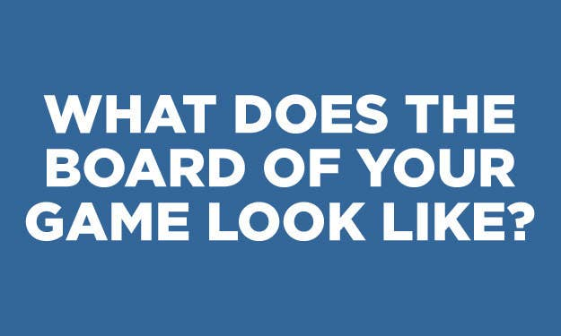 Make A Board Game And We'll Reveal What Type Of Nerd You Are