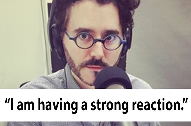 buzzfeed.com - We Gotta Talk About Michael Barbaro, The Host Of The NYT's Daily Podcast