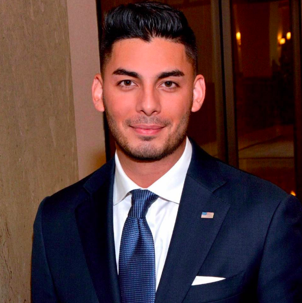Campa-Najjar is well on his way to becoming a public figure, and this was evident when he started going viral earlier today.