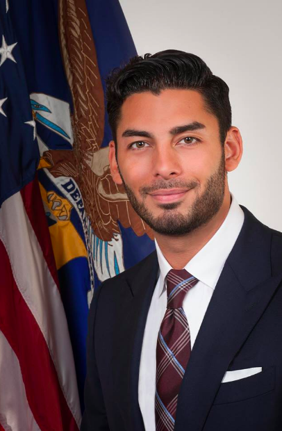 """""""I mean, it's flattering,"""" Campa-Najjar told BuzzFeed News about the reaction people have had towards him. """"I hope people focus on my ideas and not my looks."""""""