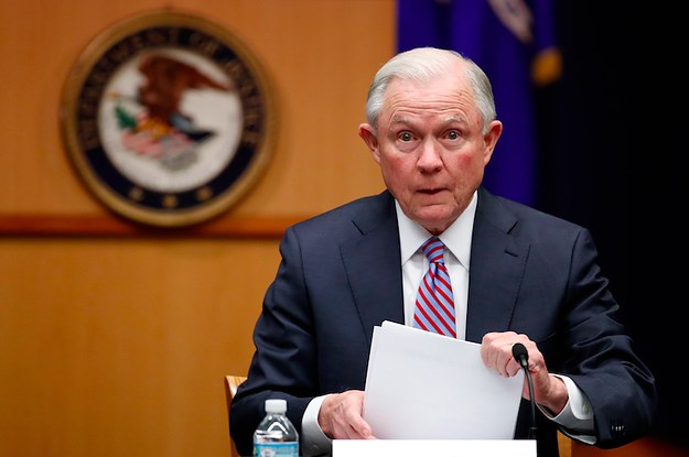 """The Justice Department Sent A Letter Threatening To Pull Funding From """"Sanctuary Cities"""""""