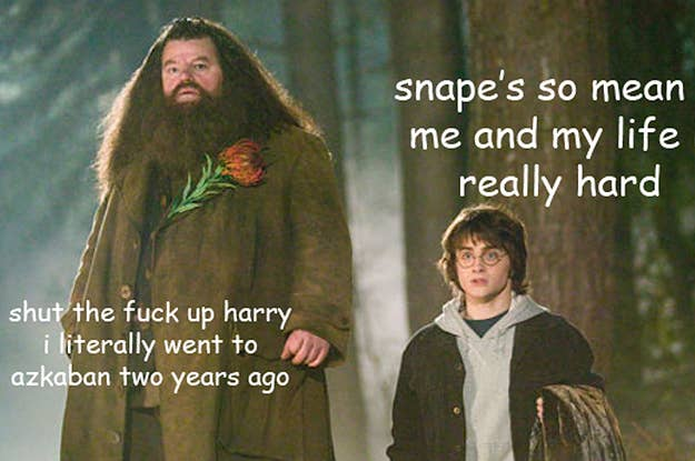 This Is For Everyone Who Thinks Snape Is A Hero