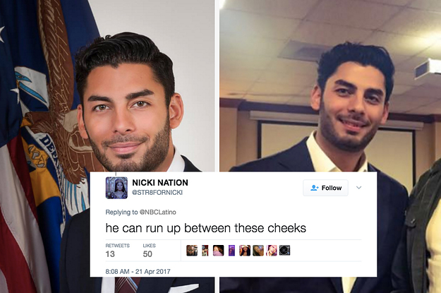 People Are Thirsting Hard For This Hot Guy Who Is Running For Congress