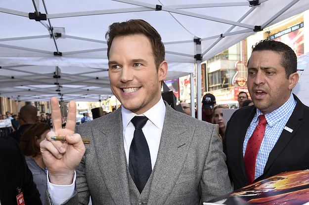Twitter Disagrees With Chris Pratt's Take On Hollywood's Diversity Problem