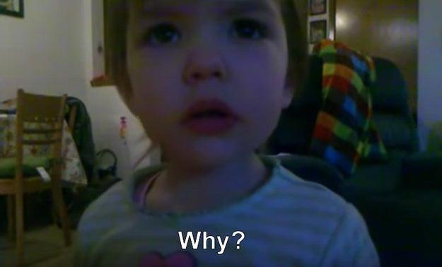 """Perguntar """"por que"""" sempre que não entende algo."""
