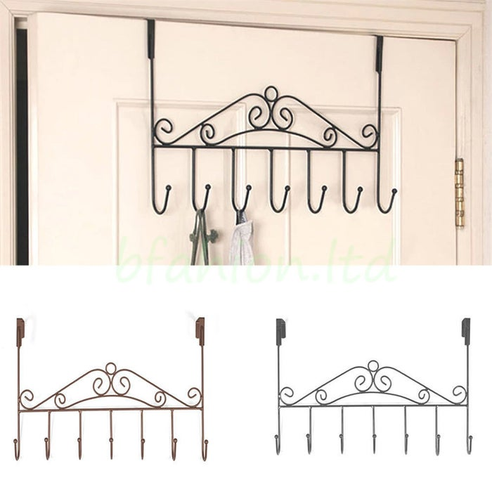 These hooks are way prettier and will take up way less space. They're also cheaper too at £7.48.
