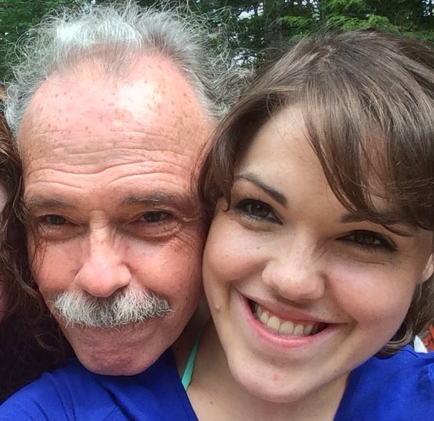Meet 29-year-old Rachel Millman and her dad Robert. They live in New York.