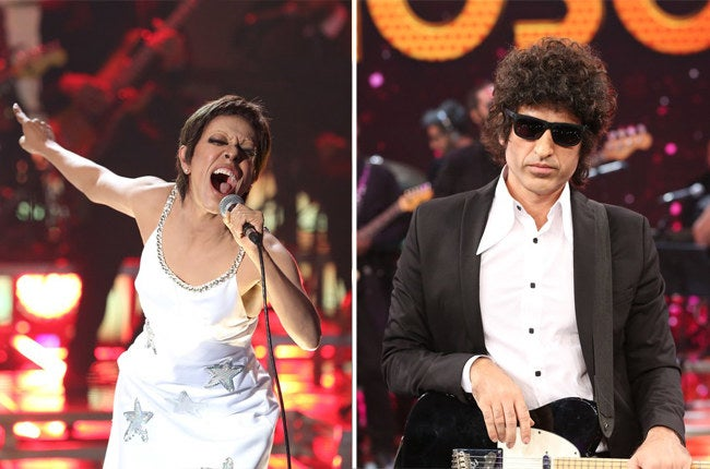 Teve Fafá de Belém fazendo Alcione, Eriberto Leão de Bob Dylan e até Samantha Schmütz encarnando Elis Regina.