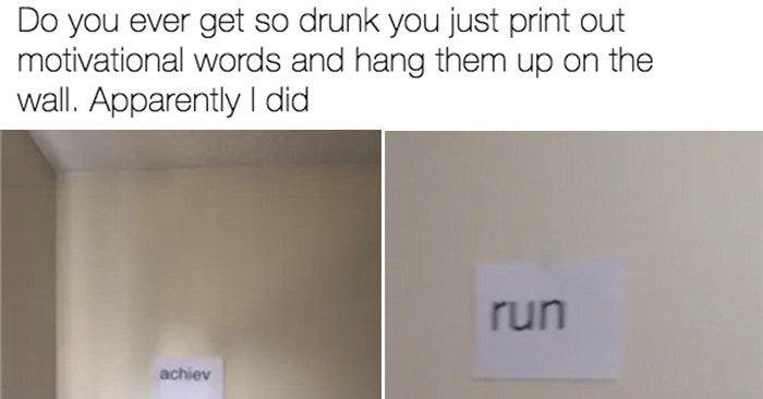 19 Drunk People Who Were Too Damn Clever