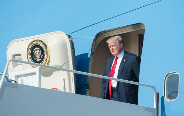 President Donald Trump has spent the vast majority of his weekends since taking office at Mar-a-Lago, his private estate in Palm Beach, Florida.