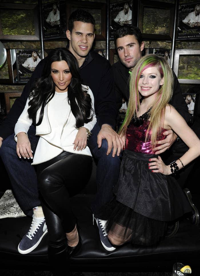 Avril Lavigne Dating Jenner