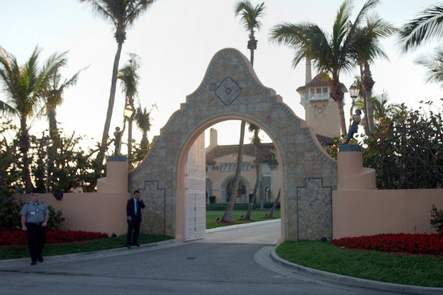 """The article declared that """"Trump is not the first president to have access to Mar-a-Lago as a Florida retreat, but he is the first one to use it."""""""
