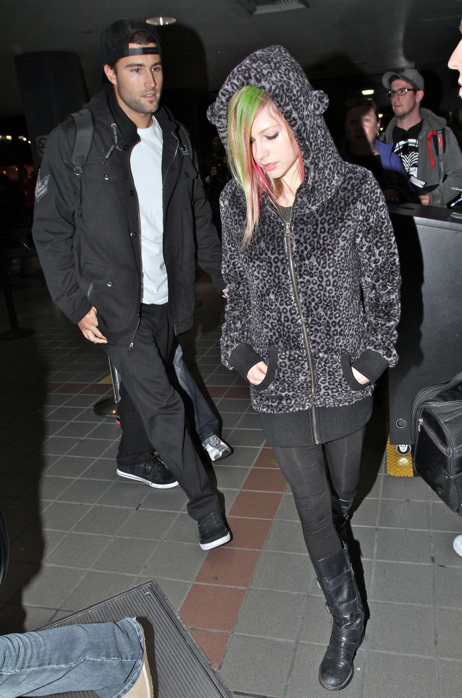Avril lavigne is dating brody jenner