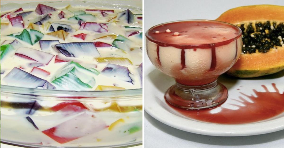 28 doces que vão fazer você se sentir com 100 anos