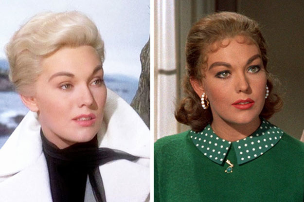 And the character is a nod to Alfred Hitchcock's iconic film Vertigo.