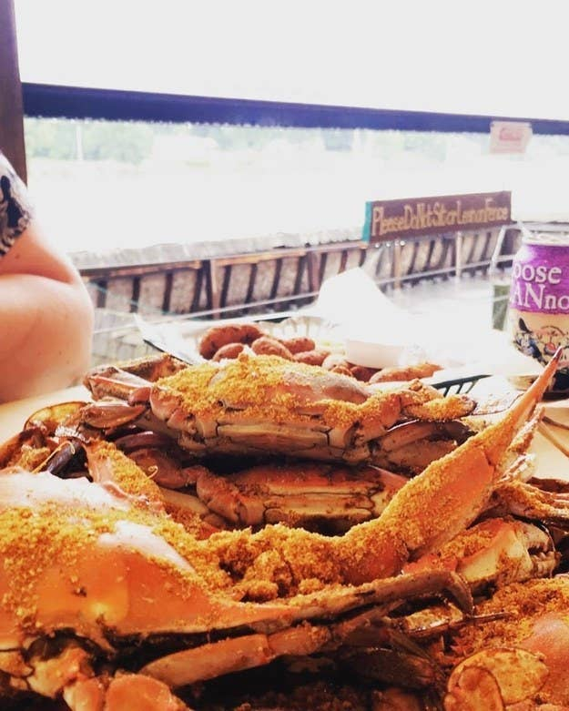 """They're tucked in on the water and deep in a residential neighborhood. There's always fresh, plentiful crab!"" —virginiaj481b7d463""Arrive by boat and enjoy the beautiful view while you eat some delicious crab and seafood!"" —courtneyc37"