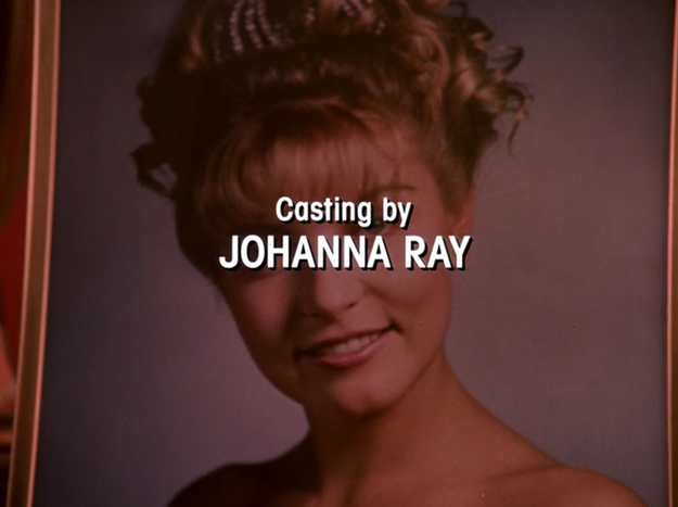 Eric Da Re (Leo) is the son of Johanna Ray, who was the show's casting director (and a longtime Lynch collaborator).