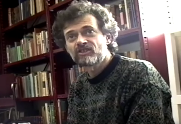 Dr. Jacoby was supposedly inspired by the late ethnobotanist Terrence McKenna.