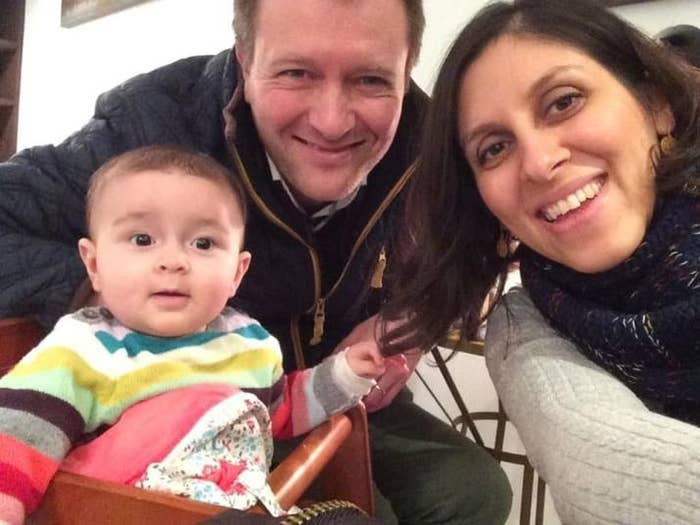 British-Iranian Woman Loses Final Appeal Against Five-Year Jail Sentence In Iran