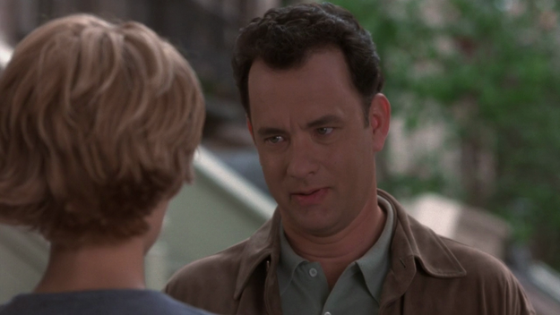 Joe (Tom Hanks) in You've Got Mail