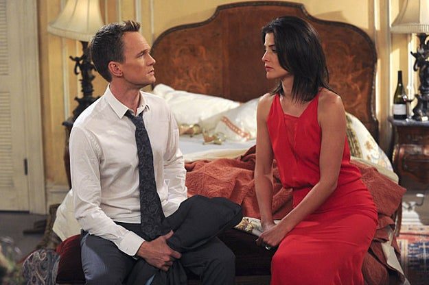 When Robin and Barney got divorced a few minutes into the series finale.
