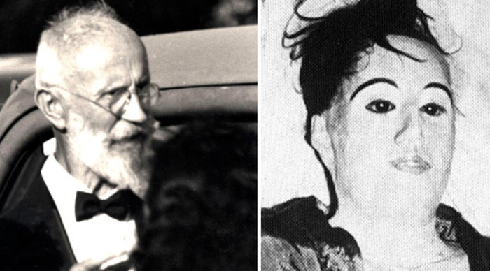 He was caring for a tuberculosis patient when he became desperately obsessed with her — even after her death. Years later, he took her body from its tomb and kept it at his house for seven years. WTF?!—britt246