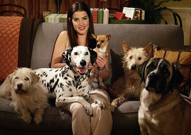 When Ted made Robin get rid of her dogs because they were gifts from her ex-boyfriends.