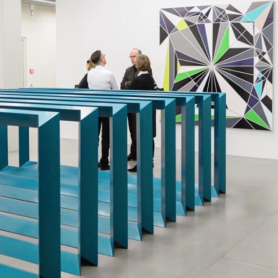 Es gibt 60 größere und kleine Museen in Frankfurt und am besten unterhalten wir uns erst wieder, wenn du zunächst die Großen wie das MMK, die Schirn oder das Dialogmuseum besucht hast.