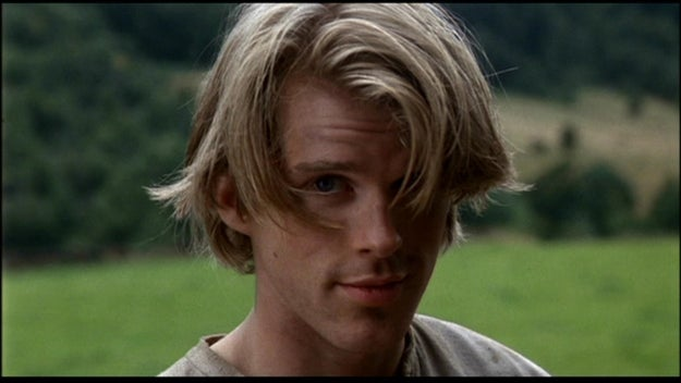 Westley (Cary Elwes) in The Princess Bride