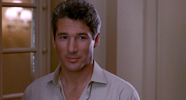 Edward (Richard Gere) in Pretty Woman