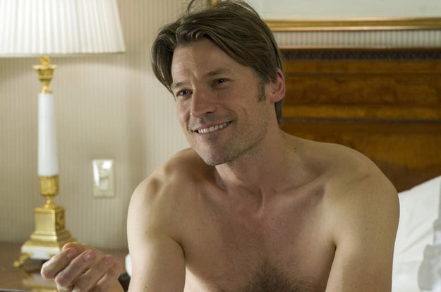 Mark (Nikolaj Coster-Waldau) in The Other Woman