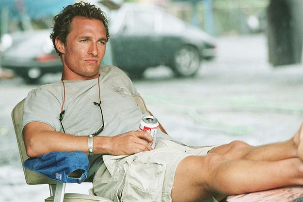 ...and Tripp (Matthew McConaughey) in Failure to Launch
