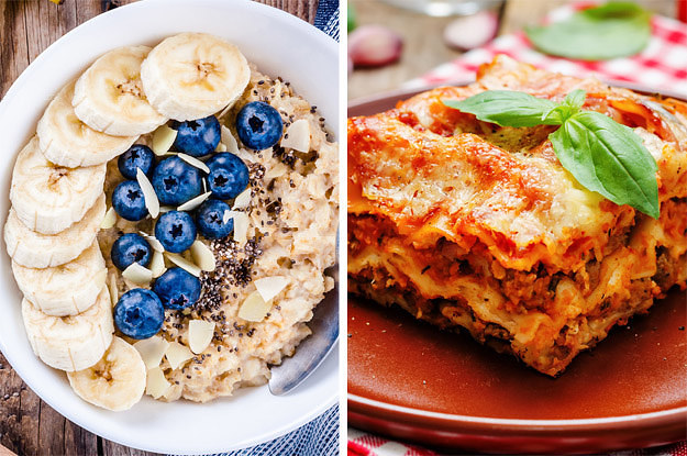 Plan Your Meals For The Day And We'll Reveal Whether You're An Introvert, Extrovert Or Ambivert