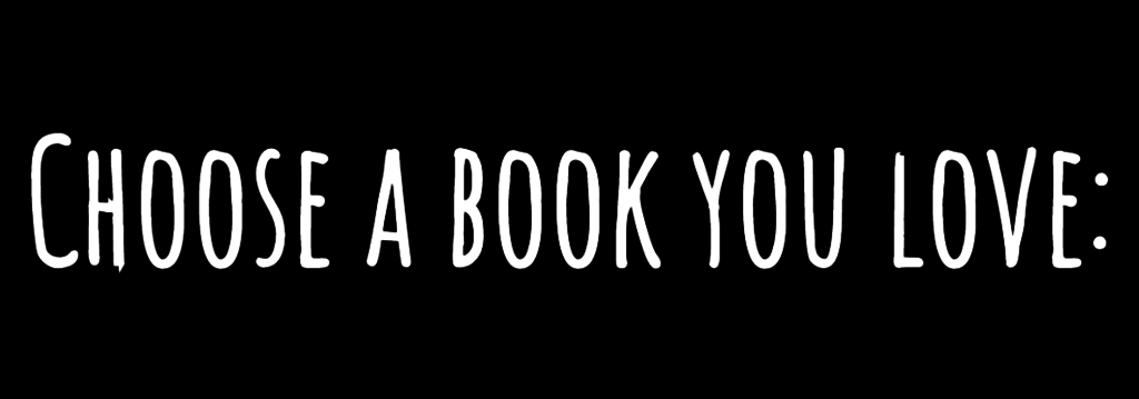 We Know A Book You'll Love Based On A Book You've Liked