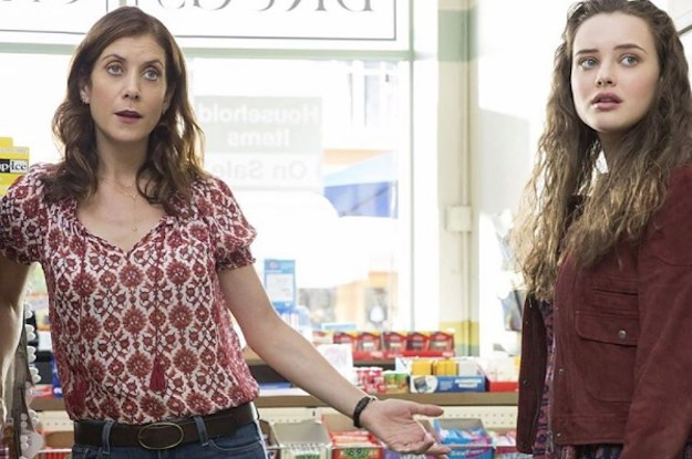 "Kate Walsh Defends ""13 Reasons Why"" Against Suicide And Assault Backlash"