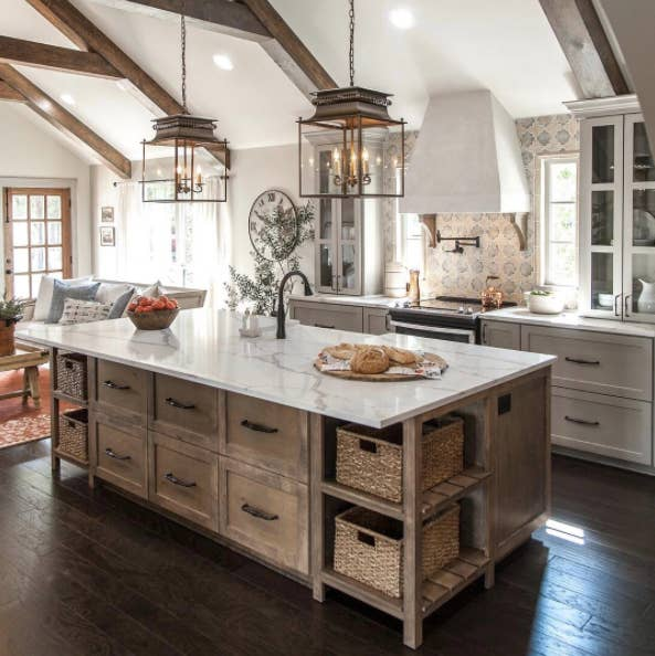 16 Fixer Upper Kitchens That Will