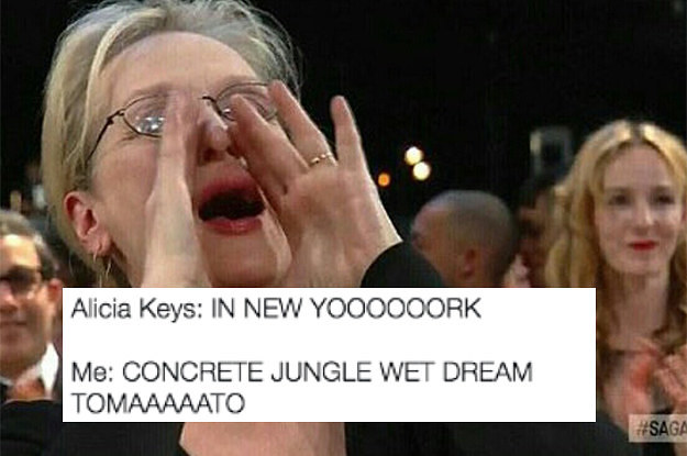 this meme of meryl streep yelling to your favorit 2 16522 1493151916 1_dblbig this meme of meryl streep yelling to your favorite songs is the,Meme Yelling