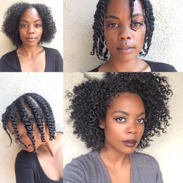20 Twist Out Fails That\'ll Make Every Natural Go \