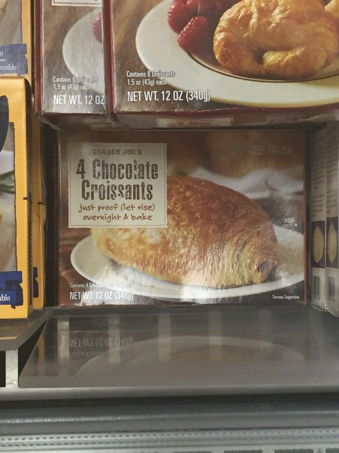 Mais bon, ça aurait pu être pire. Ils auraient pu dire chocolatine.