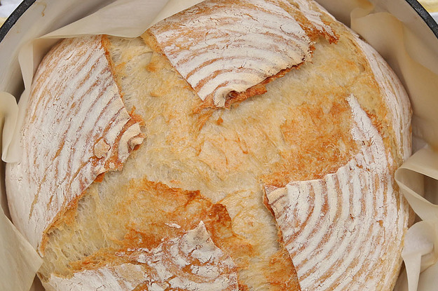 If You Make This Homemade Sourdough Bread, You'll Never Want Store-Bought Again