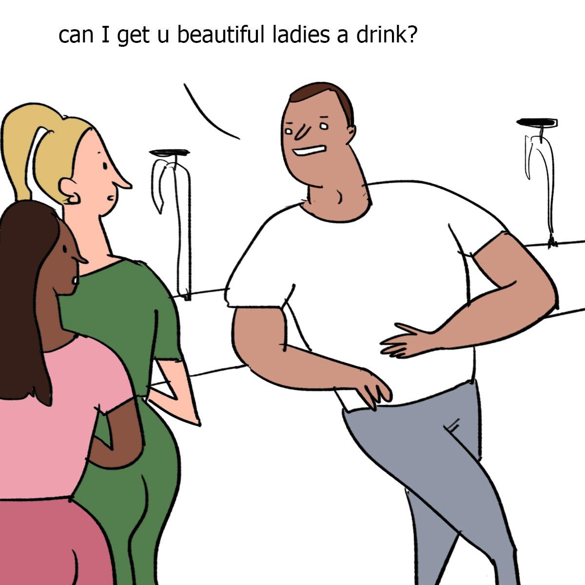 8種「管不住下半身」女生在愛情路上總會遇到的「渣男」類型。