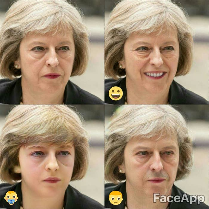 We Used That Viral Face App On 13 Politicians And It Will Make You