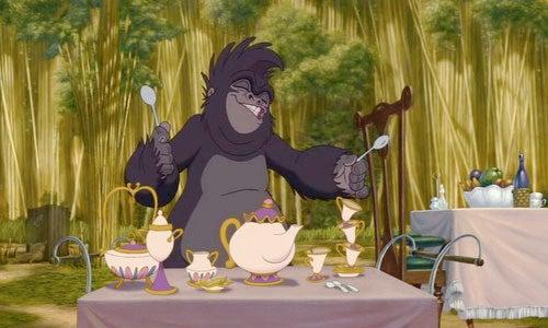 食器がポット夫人にそっくりすぎる。– eleonorgarzon