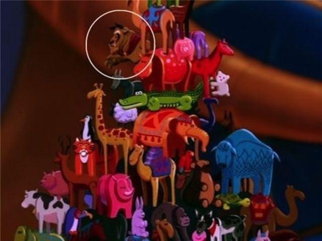 国王サルタンのおもちゃの中に、美女と野獣の野獣がいる。– hayleyburd